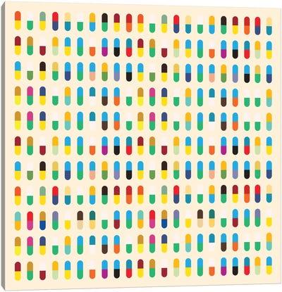 Modern Art- 10 Capsules Canvas Print #MA27