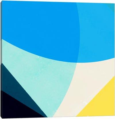 Modern Art- Acrobat Canvas Art Print
