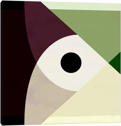 Modern Art- Acrobat ll Canvas Print #MA307