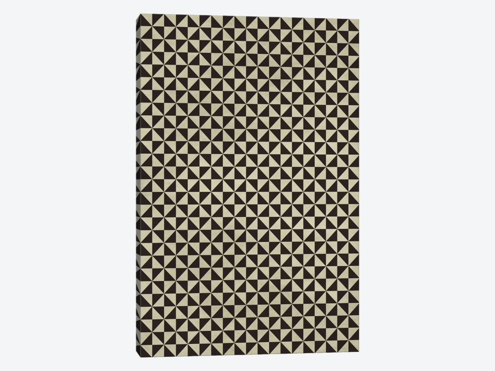 Modern Art - Modern Pattern by 5by5collective 1-piece Canvas Art