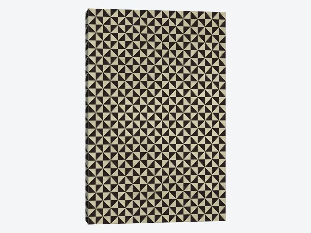 Modern Art - Modern Pattern by 5by5collective 1-piece Canvas Art