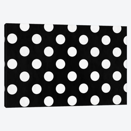 Modern Art - Polka Dots Canvas Print #MA341} by 5by5collective Canvas Artwork