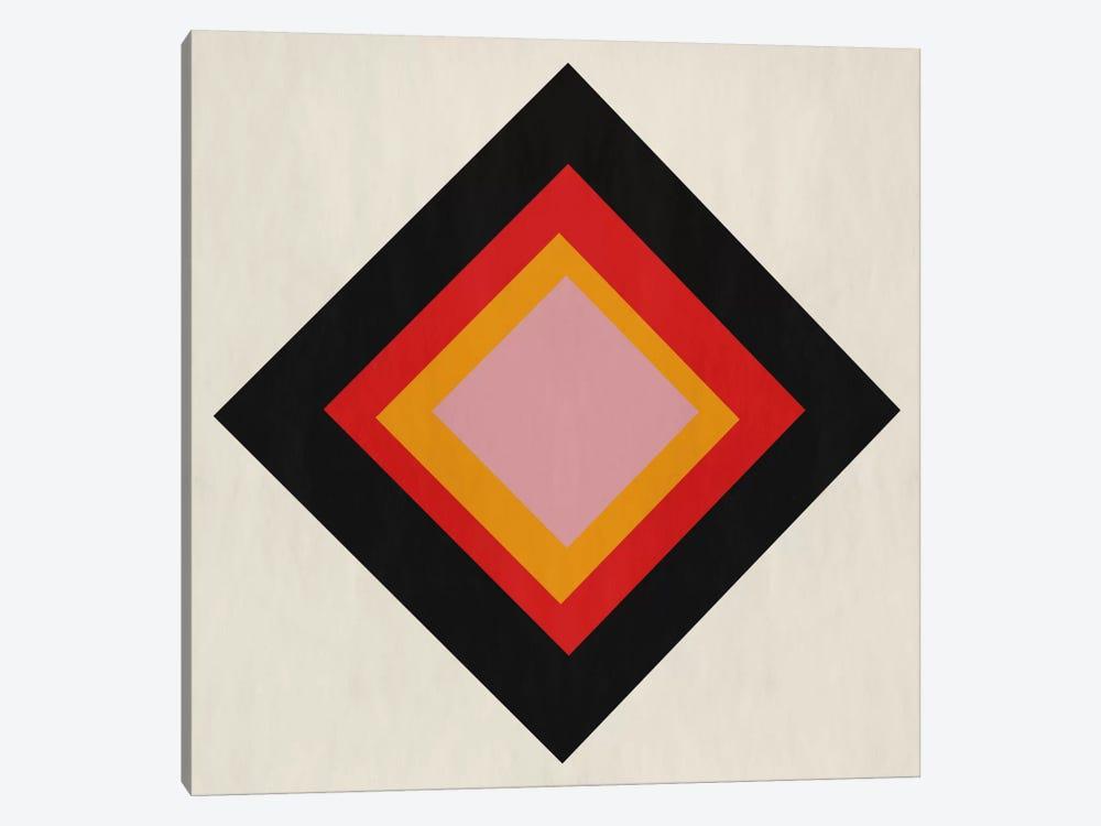 Modern Art- Diamond Void by 5by5collective 1-piece Canvas Art