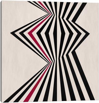 Modern Art- Fragment Canvas Print #MA366
