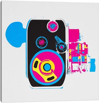 Modern Art- Music Box Canvas Art Print