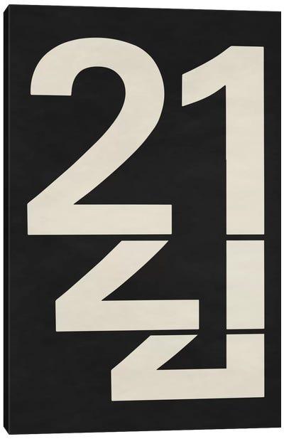 Modern Art - 21 Canvas Art Print