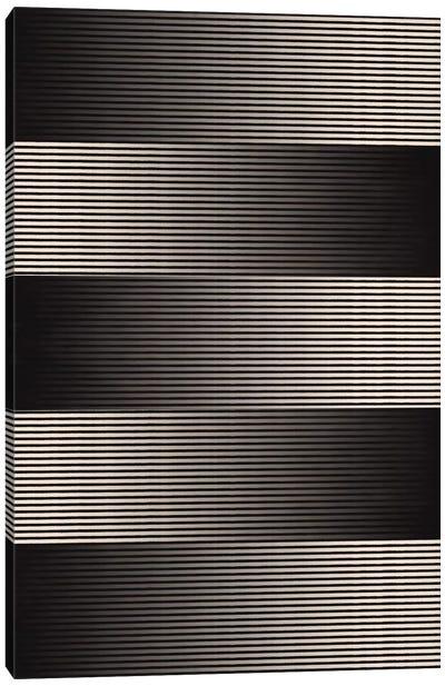 Modern Art- Grayscale Canvas Print #MA383