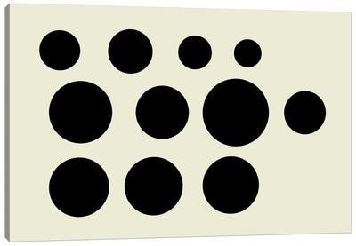 Modern Art - Dalmatian Canvas Print #MA385