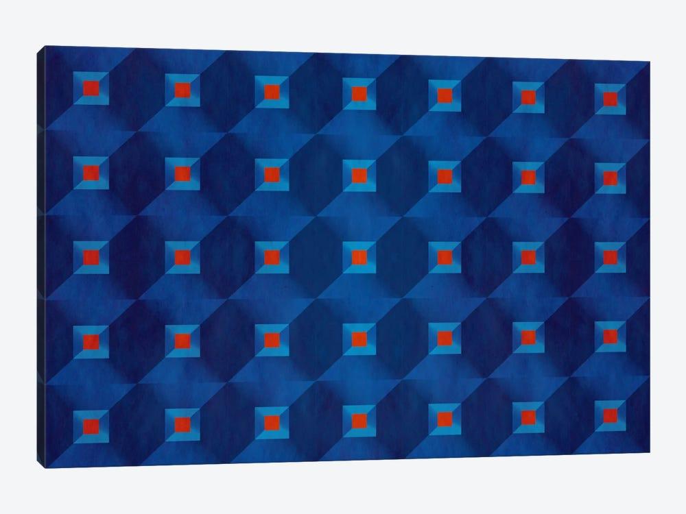 Modern Art - Modern Pattern ll by 5by5collective 1-piece Canvas Wall Art