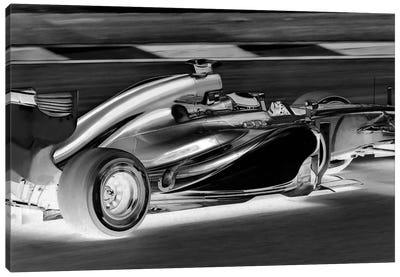 Modern Art - Formula 1 Canvas Art Print