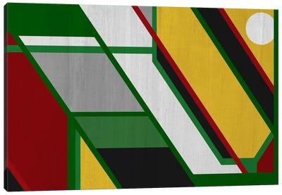 Modern Art - Pattern (After Mondrian) Canvas Print #MA407