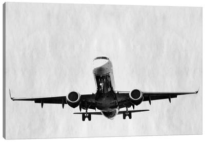 Modern Art- Takeoff Canvas Art Print