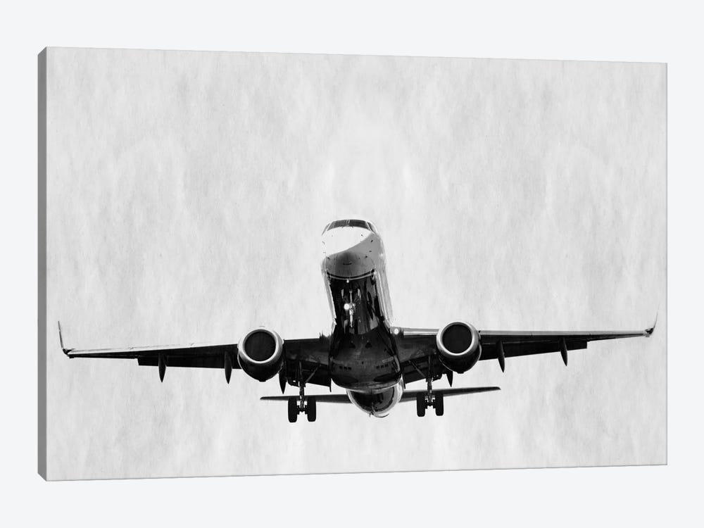 Modern Art- Takeoff by 5by5collective 1-piece Canvas Artwork