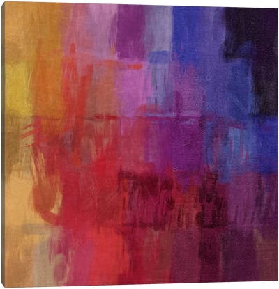 Modern Art- Watercolors Canvas Print #MA504