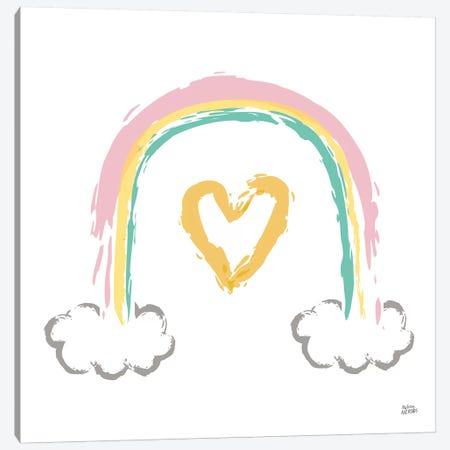 Rainbow Dream II Canvas Print #MAA19} by Melissa Averinos Art Print
