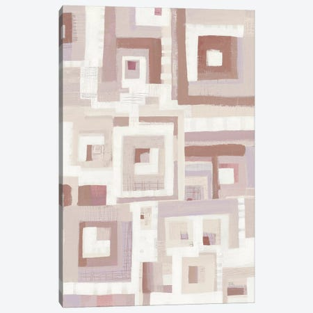 Harbor Windows VIII Blush Canvas Print #MAA2} by Melissa Averinos Canvas Wall Art
