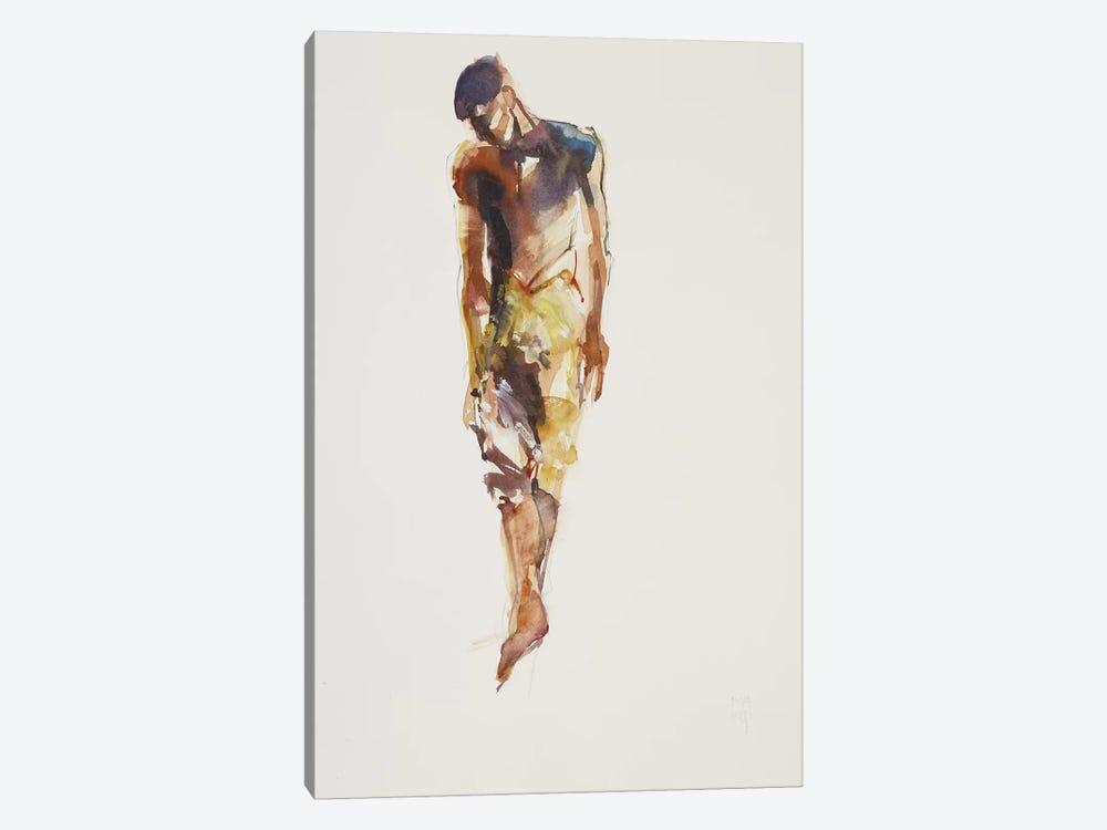 Man by Mark Adlington 1-piece Canvas Print