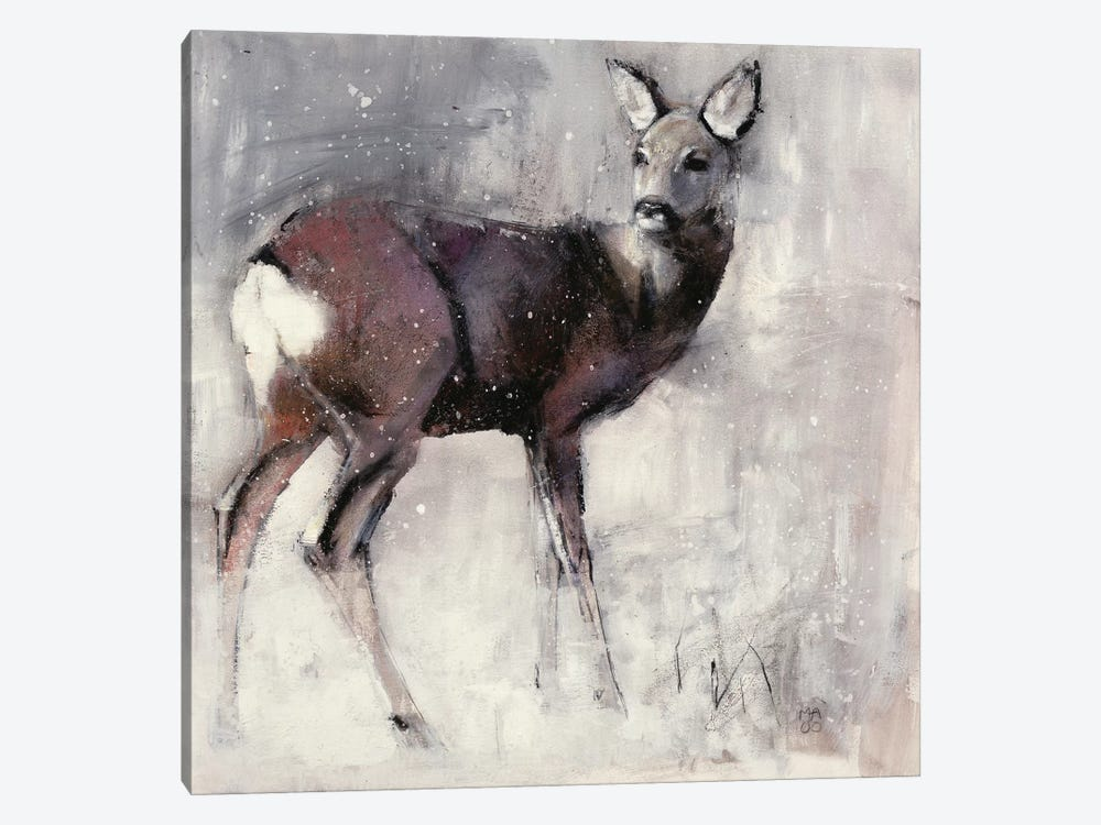 Roe Doe by Mark Adlington 1-piece Art Print