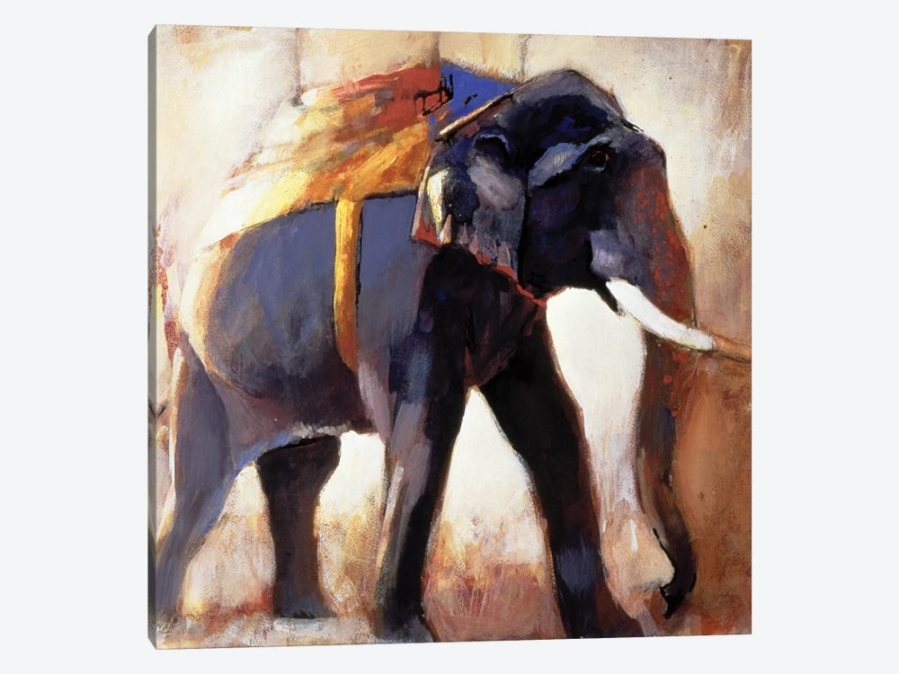 Shivaji, Khana by Mark Adlington 1-piece Art Print