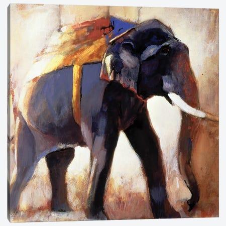 Shivaji, Khana 3-Piece Canvas #MAD23} by Mark Adlington Art Print