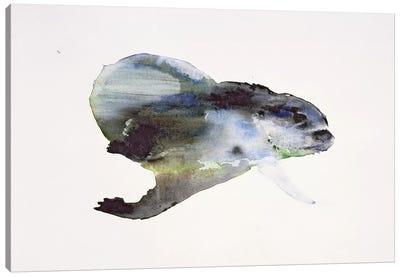 Underwater Canvas Art Print