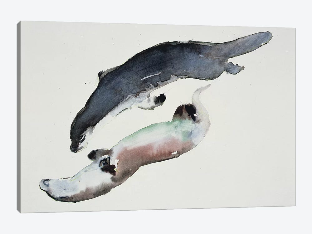 Yin Yang by Mark Adlington 1-piece Canvas Print