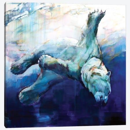 Arc of the Diver, 2016,  Canvas Print #MAD37} by Mark Adlington Canvas Print