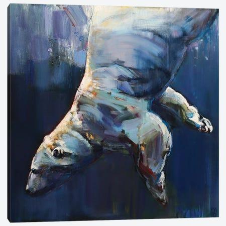Dark Waters, 2016 Canvas Print #MAD38} by Mark Adlington Canvas Wall Art