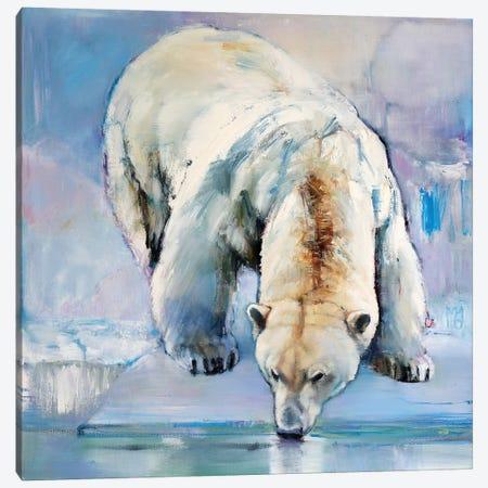 Snow, 2016,  Canvas Print #MAD47} by Mark Adlington Canvas Wall Art