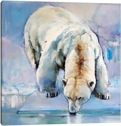 Snow, 2016 Canvas Art Print