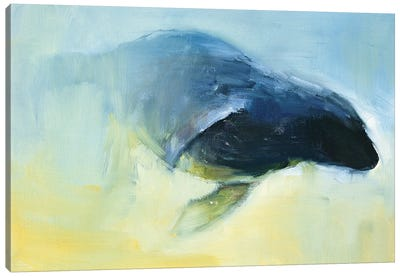 Emerging, 2003 Canvas Art Print