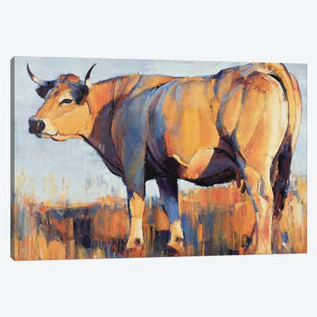 High Summer Canvas Print #MAD76} by Mark Adlington Art Print