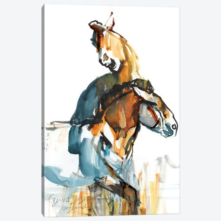 Paleolithic (Przewalski's Horse), 2013 Canvas Print #MAD82} by Mark Adlington Art Print