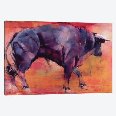 Parado, 1999 Canvas Print #MAD83} by Mark Adlington Canvas Art Print