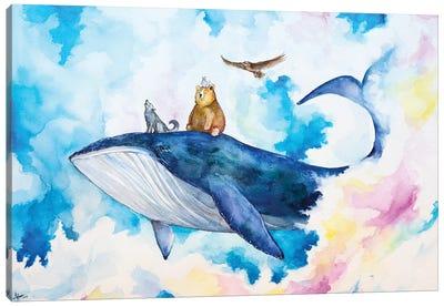 Adventure Time Canvas Art Print