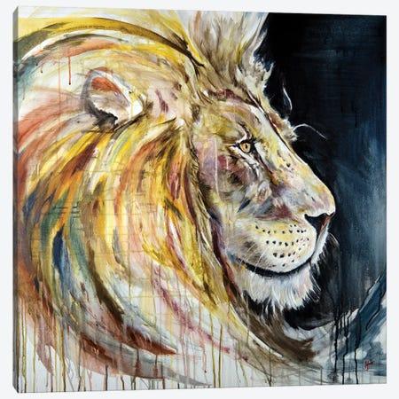Heavy Lies The Head That Wears The Crown Canvas Print #MAE110} by Marc Allante Canvas Art Print