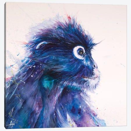 Monkey Business Canvas Print #MAE112} by Marc Allante Canvas Print