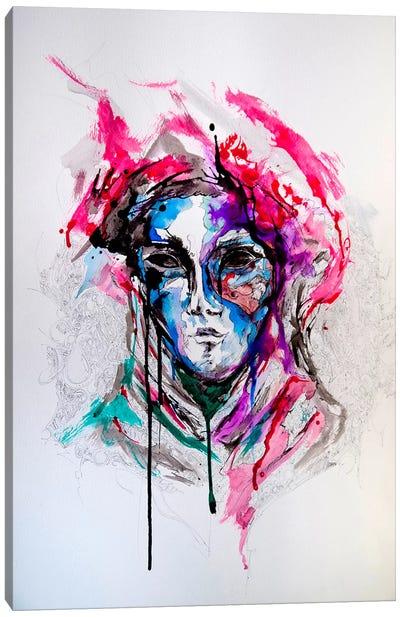 Masq Canvas Print #MAE11