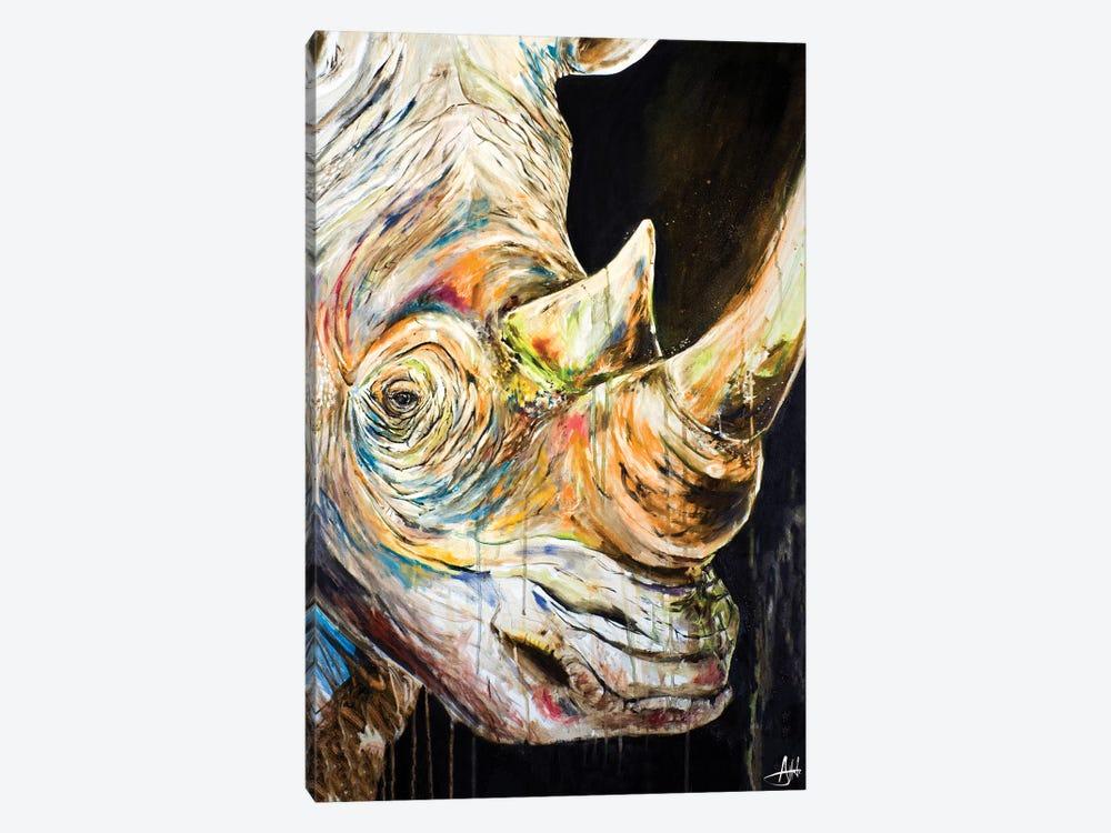 Unicorn by Marc Allante 1-piece Canvas Print
