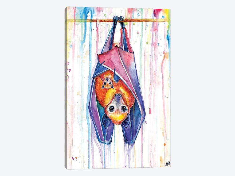 Buncha Bats by Marc Allante 1-piece Canvas Artwork