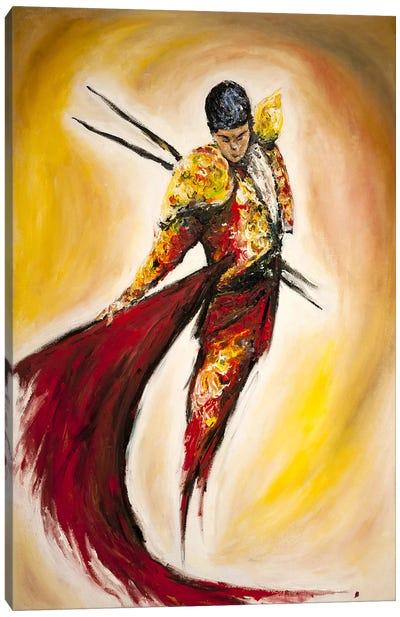 Matador Canvas Print #MAE12