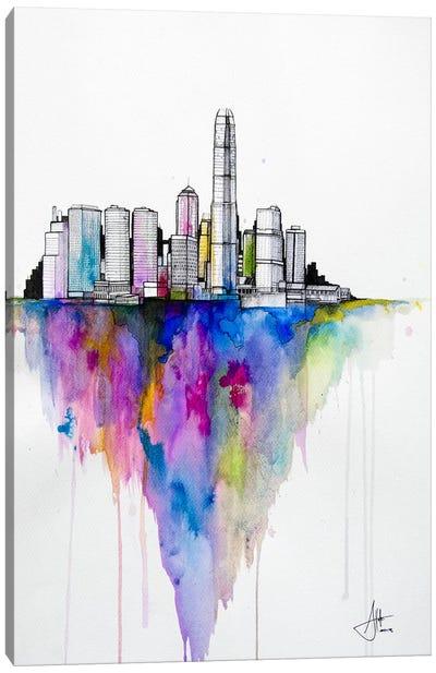 Monolith II Canvas Print #MAE15