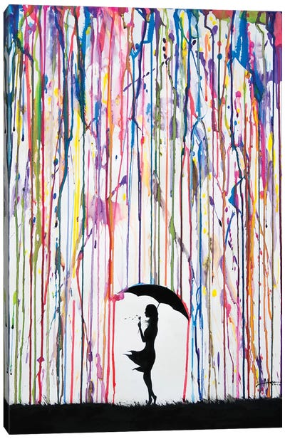 Persephone Canvas Print #MAE16