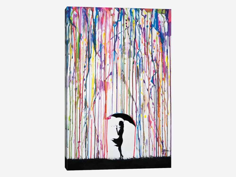 Persephone by Marc Allante 1-piece Canvas Artwork