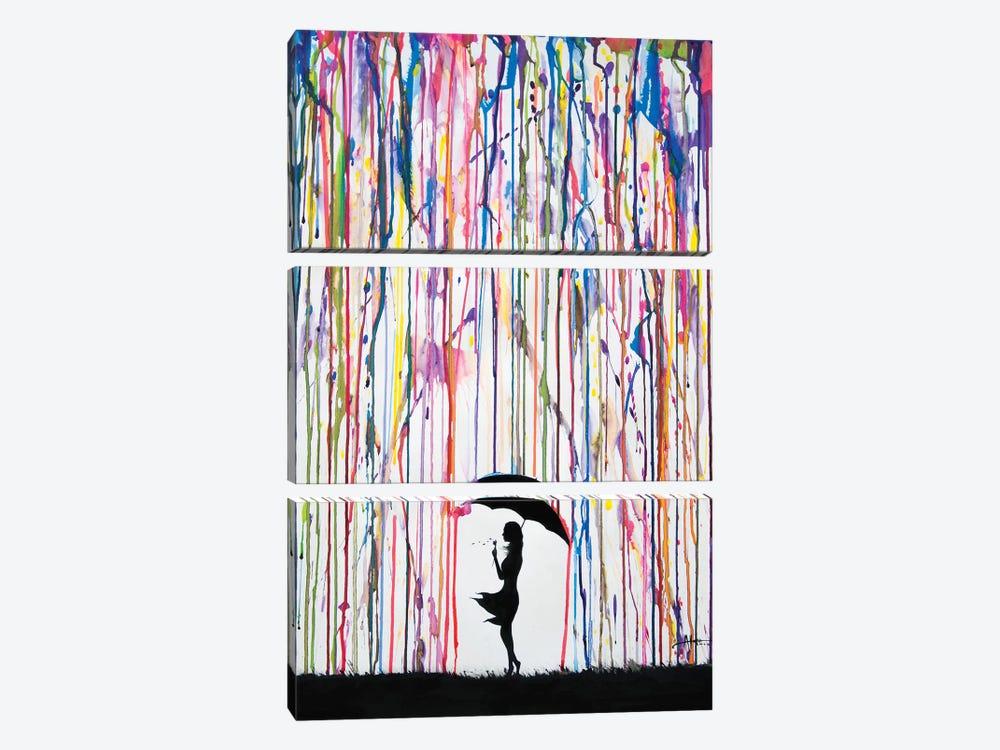 Persephone by Marc Allante 3-piece Canvas Artwork