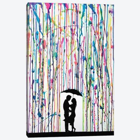 Precipice Canvas Print #MAE19} by Marc Allante Art Print