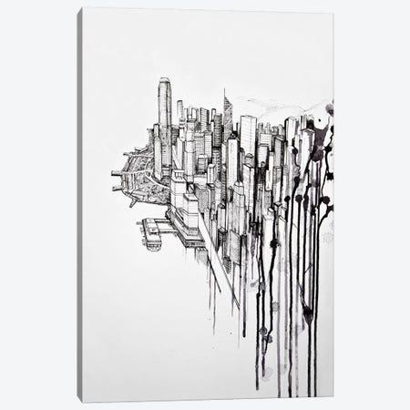 Reclaimed Canvas Print #MAE22} by Marc Allante Canvas Wall Art