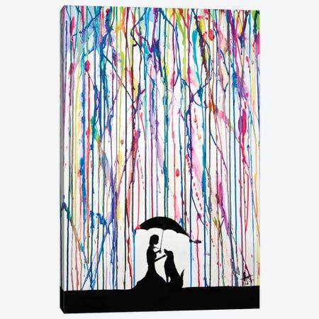 Sempre Canvas Print #MAE26} by Marc Allante Art Print