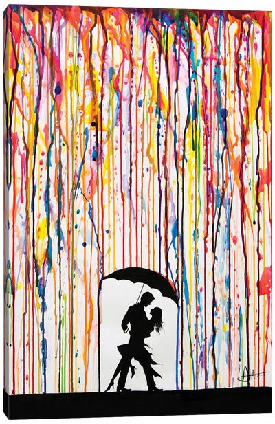 Tempest Canvas Print #MAE27
