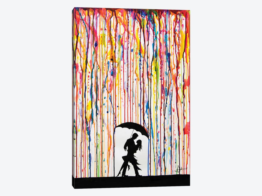 Tempest by Marc Allante 1-piece Canvas Artwork